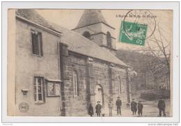15 - L'ÉGLISE DE NOTRE DAME DE LAURIE - ÉDITION MD MARGERIT BREMOND LE PUY - 16 DÉCEMBRE 1914 - 2 Scans - - France