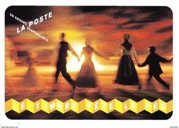 Carte Postale Type Beaujard éditée à L'occasion De La Fête Du Timbre 2012 (P53) - Entiers Postaux