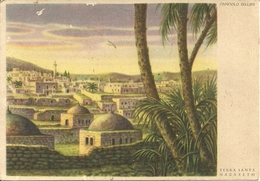 Nazareth (Israele) Terra Santa Di Dandolo Bellini - Israele