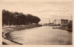 CPA   DANEMARK---ODENSE PARTI FRA HAVNEN---1913 ? - Danemark