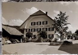 CP Suisse - LUTHERN - Gasthaus Zur Sonne - N° 10105 - Noir Et Blanc, Voyagé - LU Lucerne