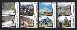 New Zealand 2004 Home Of Middle Earth Set Of 8 MNH - New Zealand