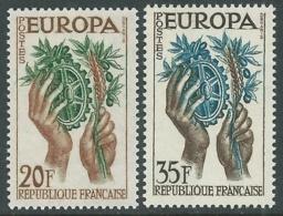 1957 EUROPA UNITA CEPT FRANCIA MNH ** - F8 - Europa-CEPT