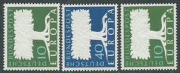 1957 EUROPA UNITA CEPT GERMANIA MNH ** - F8-2 - Europa-CEPT