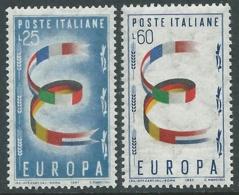 1957 EUROPA UNITA CEPT ITALIA MNH ** - F8-2 - Europa-CEPT