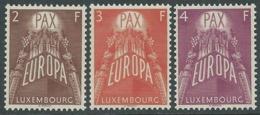 1957 EUROPA UNITA CEPT LUSSEMBURGO MNH ** - E152 - Europa-CEPT