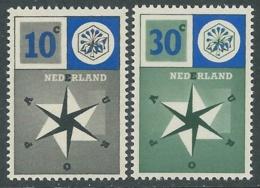 1957 EUROPA UNITA CEPT OLANDA MNH ** - F8-2 - Europa-CEPT