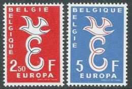 1958 EUROPA UNITA CEPT BELGIO MNH ** - F8-2 - Europa-CEPT