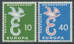 1958 EUROPA UNITA CEPT GERMANIA MNH ** - F8-3 - Europa-CEPT