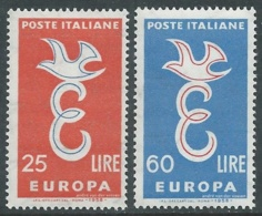 1958 EUROPA UNITA CEPT ITALIA MNH ** - F8-3 - Europa-CEPT