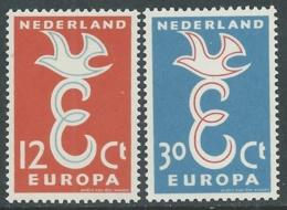 1958 EUROPA UNITA CEPT OLANDA MNH ** - F8-3 - Europa-CEPT