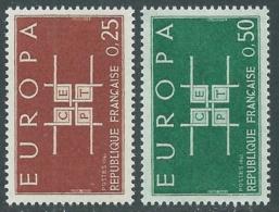 1963 EUROPA UNITA CEPT FRANCIA MNH ** - F9 - Europa-CEPT