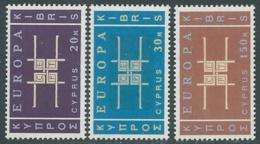 1963 EUROPA UNITA CEPT CIPRO MNH ** - F9 - Europa-CEPT