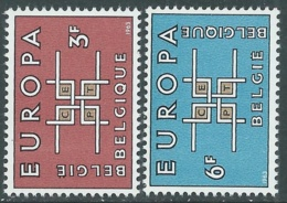 1963 EUROPA UNITA CEPT BELGIO MNH ** - F9 - Europa-CEPT
