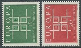 1963 EUROPA UNITA CEPT GERMANIA MNH ** - F9 - Europa-CEPT