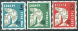1963 EUROPA UNITA CEPT PORTOGALLO MNH ** - F9-2 - Europa-CEPT