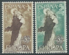 1963 EUROPA UNITA CEPT SPAGNA MNH ** - F9-3 - Europa-CEPT