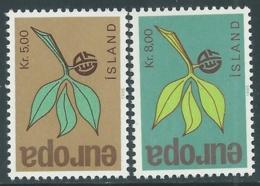 1965 EUROPA UNITA CEPT ISLANDA MNH ** - F9-5 - Europa-CEPT