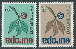 1965 EUROPA UNITA CEPT LUSSEMBURGO MNH ** - F9-6 - Europa-CEPT