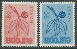 1965 EUROPA UNITA CEPT NORVEGIA MNH ** - F9-6 - Europa-CEPT