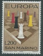 1965 EUROPA UNITA CEPT SAN MARINO MNH ** - F9-6 - Europa-CEPT
