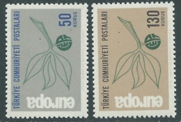 1965 EUROPA UNITA CEPT TURCHIA MNH ** - F9-6 - Europa-CEPT