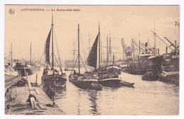 CPA ESPERANTO  - Antverpeno (Anvers/Antwerpen) - La Kattendijk - Doko - Nels - Esperanto