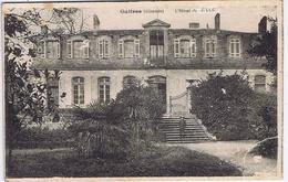 GIRONDE - GUITRES - L'Hôtel De Ville - France
