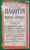Jb5.a- Theatre Nilsson La Fontaine Ragotin Ou Le Roman Comique - Theater