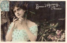 "B54401 Fantaisie - "" H.Manuel "" - Fancy Cards"