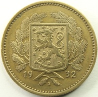 Finland 1932-S 5 Markkaa - Finlande