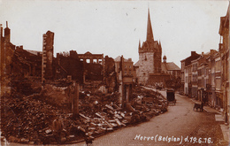 Herve: Erster Weltkrieg,1916. (carte-photo) - Herve
