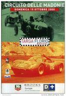 Maxi Affiche Original POSTER MANIFESTO ORIGINALE 70x100 TARGA FLORIO REVIVAL 2000 FERRARI - Manifesti