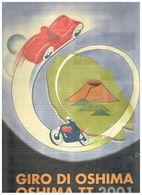 GIRO DI OSCHIMA TT 2001 VS ISLE OF MAN GIRO DI SICILIA TARGA FLORIO - Sport