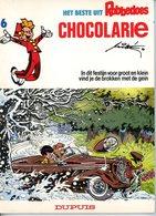 Het Beste Uit Robbedoes 6 - Chocolarie (1ste Druk) 1981 - Robbedoes, Het Beste Uit
