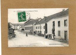 CPA - Environs De VAGNEY (88) - ZAINVILLERS - Aspect De L'avenue De L'Usine En 1905 - Sonstige Gemeinden