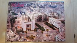 RABAT. Vue Aérienne. Cathédrale St-Pierre. - Rabat
