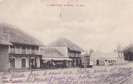 SAINT-DENIS - La Gare - Saint Denis