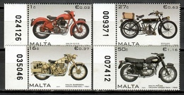 Malta 2007 / Motorbikes MNH Motos Motociclismo / Cu10711  4 - Motos