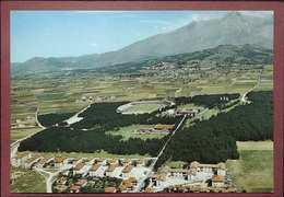 03 AVEZZANO - L'AQUILA - PANORAMA E CAMPO SPORTIVO - STADIO - CALCIO - Italia