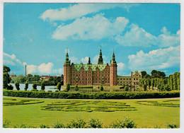 FREDERIKSBORG   SET  FRA  SLOTSPARKEN                 (VIAGGIATA ) - Danimarca