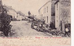 Muno: Route De Herbeumont.(1903) - Herbeumont