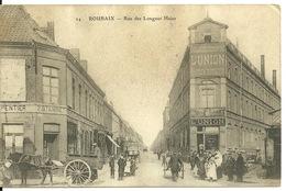 59 - ROUBAIX / RUE DES LONGUES HAIES - Roubaix