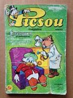 Disney - Picsou Magazine - Année 1979 - N°86 (avec Grand Défaut D'usure) - Picsou Magazine