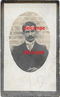 Oorlog Guerre Frans Van Cauwenberghe Wetteren Gesneuveld Als Civielarbeider Aan Het Front Te Pierrepont / FRANCE - Images Religieuses