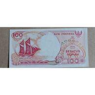 Billet Indonésie : 100 Rupiah - Indonésie