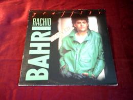RACHID  BAHRI  °°  GRAFFITI - 45 Rpm - Maxi-Single