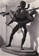 ROMA - Statua  Di Lottatori Nel Foro D'Italia - Stadiums & Sporting Infrastructures