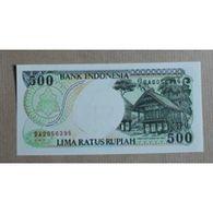Billet Indonésie : 500 Rupiah - Indonésie