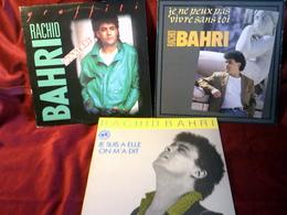 RACHID  BAHRI  °°  COLLECTION DE 5 VINYLES - Colecciones Completas